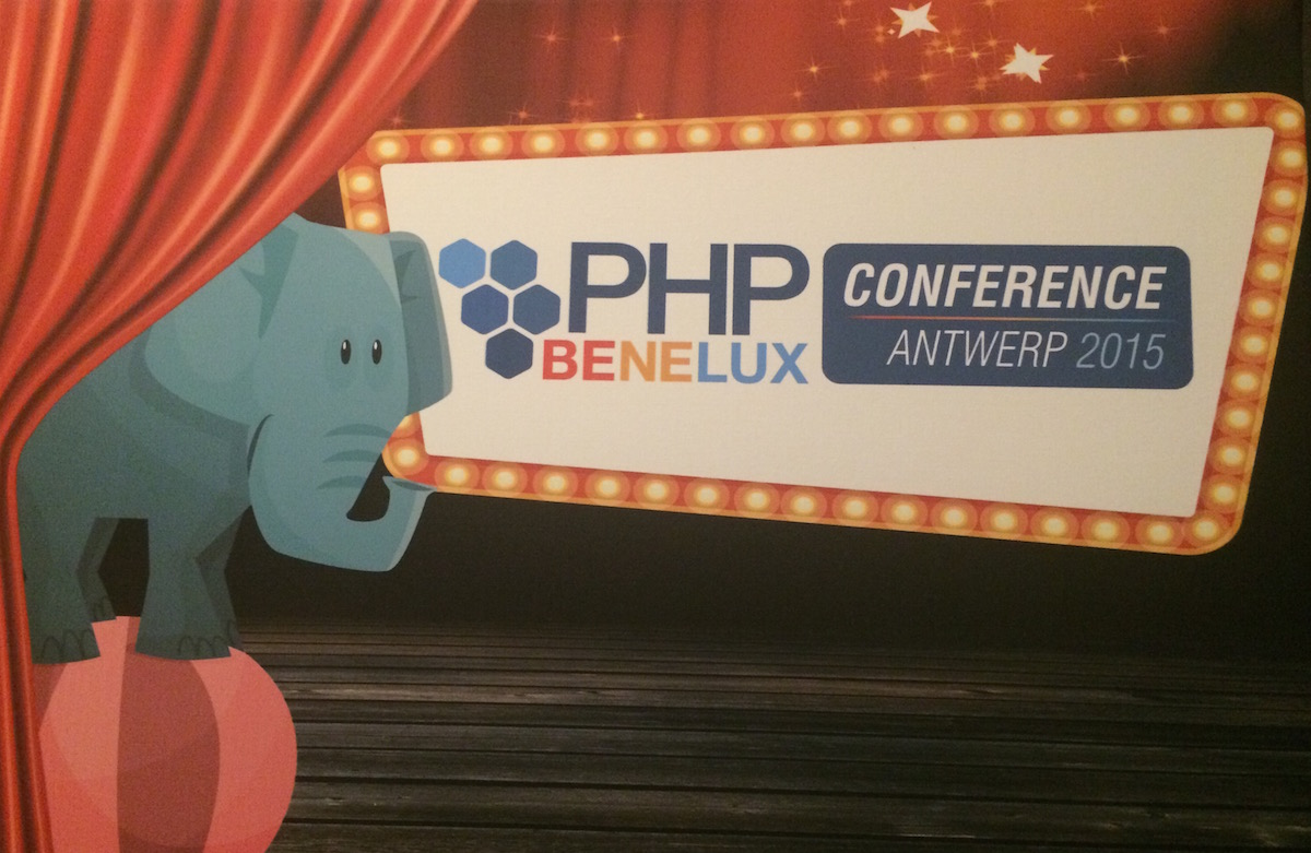 PHPBEnelux, Welcome and enjoy the show!